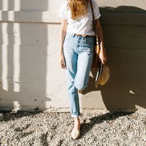 Madewell The Perfect Summer Jean